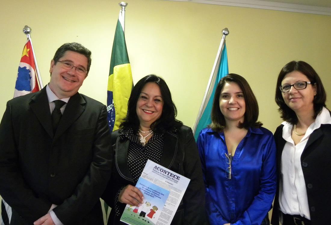 Café da manhã marca o lançamento da Cartilha dos Direitos Previdenciários, Informativo Previdenciário e novo web-site do PIRAPREV