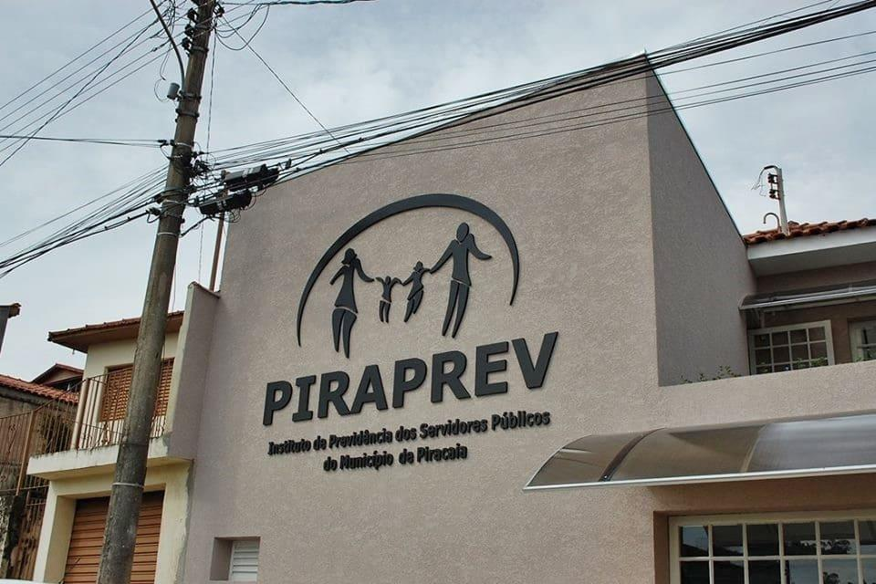 Inauguração da sede própria do PIRAPREV
