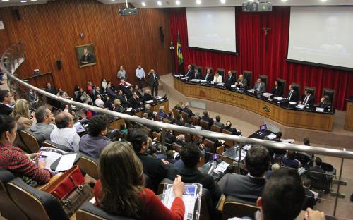 Seminário Nacional de Controle Externo de Regimes Próprios de Previdência Social